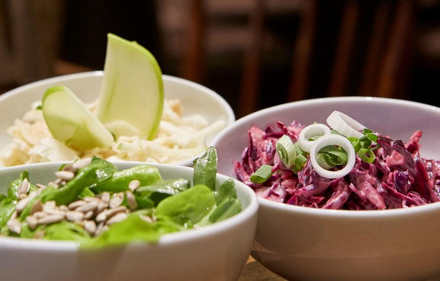 So ist es entscheidend, welches Produkt man schneiden möchte: Fleisch, Obst oder Gemüse
