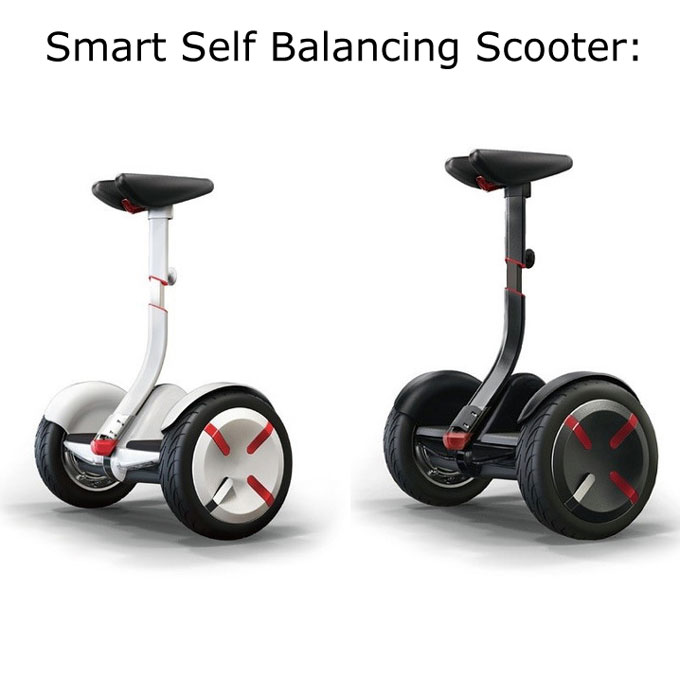 Smart self Balancing Scooter